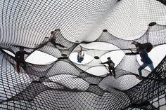 trampoline design - Google Search