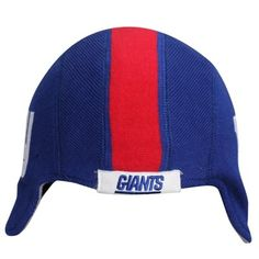 232441a2dba New Era New York Giants Pigskin Knit Hat - Royal Blue Red