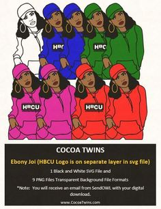 File Format, Black Girl Magic, Digital Image, Svg File, Cocoa, Twins, Software, Knowledge, Cricut