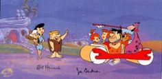 Limited Edition The Flintstones