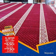 Other for sale, in Klang, Selangor, Malaysia. Buy Comfortable Mosque Carpet For Your Mosque Decor Only From – Supply Only Our m