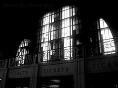 Central Terminal Ticket Counter, Buffalo New York