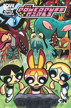 Derek Charm On 'The Powerpuff Girls' And The Spring Break Monster Invasion Of Townsville [Interview]