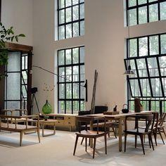 Gu Qu FNJI Furniture China via Remodelista