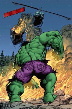 Catch... #hulk