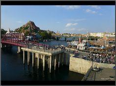 Meditteranean Harbour Tokyo Disney Sea, Dolores Park, Travel, Viajes, Trips, Tourism, Traveling
