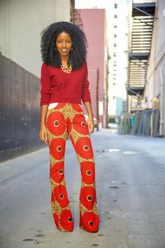 Kiki's Fashion: Style Pantry is in love with an African Fashion