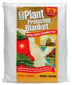 Easy Gardener Plant Protection Blanket For Frost Protection, Seed Germination, Season Extension and Animal Protection, 10 feet x 12 feet Outdoor Planters, Outdoor Gardens, Lawn And Garden, Garden Tools, Buy Greenhouse, Plant Covers, Seed Germination, Fall Plants, Gardening Supplies