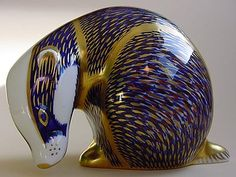 Paperweight  Royal Crown Derby paperweights!