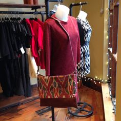 Parker Bag - Frock & Dilettante / Grace Design / Made in Canada Winter Fashion 2014, Frocks, Fall Winter, Take That, Canada, Bag, How To Make, Design