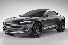 Aston Martin DBX : le crossover électrique