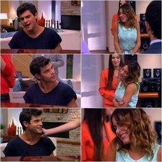 Diego et Violetta chantent che elle pour une soiree chez elle ✔ Disney Channel, Gossip Girl, Love, Boy Or Girl, Seasons, Couples, Celebrities, People, Ships
