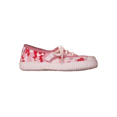 Noe & Zoe. Kids Bubblegum Sneakers. £61 #trainers #shoes #childrensshoes #sneakers #red