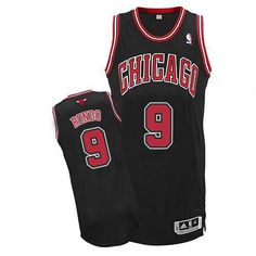Bulls  9 Rajon Rondo Black Stitched NBA Jersey Nba Sports 90c691937