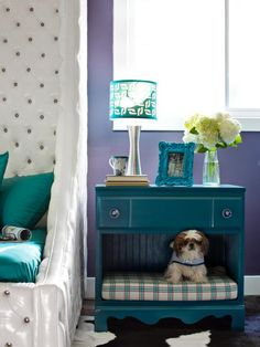 How To Turn Old Furniture Into New Pet Beds