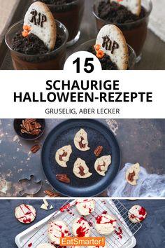 Halloween Donuts, Halloween Cake Pops, Halloween Fotos, Halloween Makeup, Halloween Party, Snacks, Eat Smarter, Dessert, Cereal