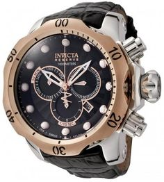 invicta watches | Invicta 0360 Mens Watch Reserve Chronograph Diver