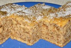 Férfi szeszély | NOSALTY My Recipes, Cookie Recipes, Favorite Recipes, Hungarian Cake, Almond Cakes, Banana Bread, Muffin, Food And Drink, Pudding