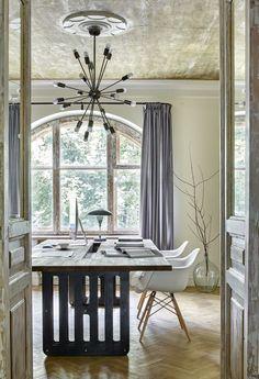 РЕТРО-БЮРО - Хобби в интерьере | PINWIN - конкурсы для архитекторов, дизайнеров, декораторов