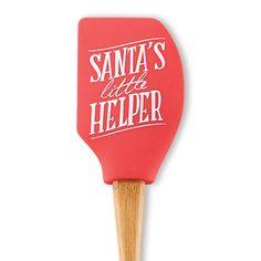 Santa's Little Helper Scraper - The Pampered Chef®