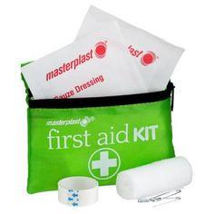£1 - Masterplast First Aid Kit