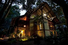 A Brazilian Home Out of Hardwoods - Slide Show - NYTimes.com