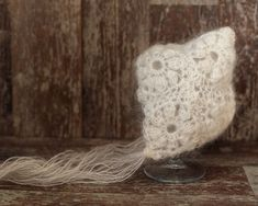 Hey, I found this really awesome Etsy listing at https://www.etsy.com/listing/203100244/ivory-mohair-newborn-hat-knit-crochet