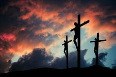 Crucified Jesus Christ over gloomy skies.More religious images: Worship Backgrounds, Church Backgrounds, Jesus Wallpaper, Jesus Tattoo, Jesus Sacrifice, Christian Life Coaching, Christian Resources, Cross Pictures, Crucifixion Of Jesus