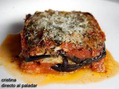 Uno de esos platos básicos del recetario italiano, transformado ligeramente en su forma pero no en su fondo, ya que mantiene la fidelidad de sus i...