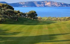Golf should always be on the travel itinerary and when in Greece, the place to play is in Messenia, in the southwestern region of the Peloponnese. So Little Time, Costa, The Good Place, Golf Courses, Greece, Around The Worlds, Places, Destinations, Travel