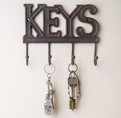 keys holder this cast iron key comes four shades hand octopus tentacles hook wall antique