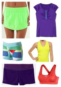 Starting a workout regime? All the wardrobe essentials for working out in the heat: http://thestir.cafemom.com/healthy_living/158130/10_workout_wardrobe_essentials_to?utm_medium=sm_source=pinterest_content=thestir