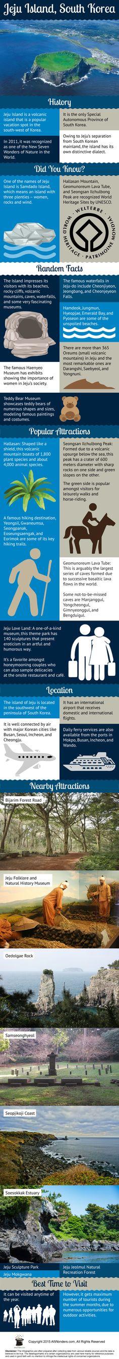 About Jeju Island - Infographic | ce petit cochon | travel | jeju island korea
