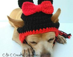 This dog hat is inspired by a well known character. Domo is a strange creature that hatched from an egg with a large, sawtoothed mouth that is locked wide open.  Domo Dog Hat is perfect for any Domo lovers!  Domo Dog Hat has comfy ear holes and worked in ties. Its made with very soft 100% acrylic yarn and its washer and dryer safe. Perfect for cold winter days, partys and nice walks around the park wearing this stylish hat  Cute for your furry friend! Including cats!  ♥MADE TO ORDER♥ This…