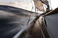 Exciting Freedom of Sailing Captured by Kurt Arrigo