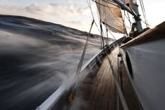 Exciting Freedom of Sailing Captured by Kurt Arrigo