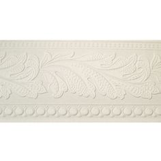 Textured Wall border that looks like crown molding