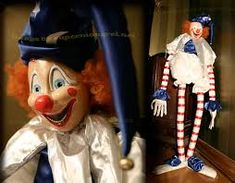 876dfb1d7aec 31 Best CLOWN DOLLS! my fear and obsession images
