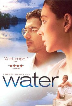 Water (2005) The film examines the plight of a group of widows forced into poverty at a temple in the holy city of Varanasi. It focuses on a relationship between one of the widows, who wants to escape the social restrictions imposed on widows, and a man who is from the highest caste and a follower of Mahatma Gandhi.