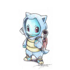 Pokemon in onesies <3