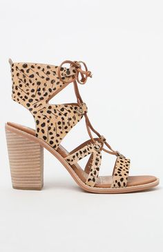 Luci Heeled Sandals