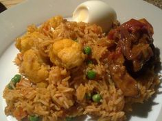 Cooking With Mommy : Ghanaian Jollof Rice