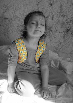 Vestička Leta prísľub by iffi - SAShE.sk - Handmade Detské oblečenie