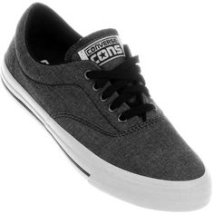 Tênis Converse All Star Skidgrip CVO Chambray Casual Masculino Preto