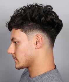 capelli-uomo-sfumati-castano-scuri-ondulati-rasatura-sopra- c4f0652ae9f9