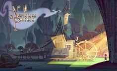 Animation Background, Art Background, Graphic Design Illustration, Illustration Art, Landscape Illustration, Bg Design, Environmental Design, Visual Development, Game Art