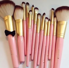 All the cute brushes I see like this aren't good quality.  :/