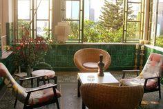Hotel Casa Amarelo à Rio de Janeiro, Hotel de Charme  