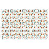 Found it at Wayfair - Italian Kitchen Orange Green by Miranda Mol Decorative Doormat