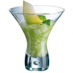 Cancun Cocktail Glasses 8.5oz / 240ml | Martini Glasses Durobor Glassware - Buy at drinkstuff